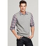 Tommy Hilfiger Tops Sale + Additional 30% off + 20% off Coupon: Men's Shirts $11+, Sweaters $14+, Polos $18+, Women's Sweaters $9+, Polos $14+, Kids' Tops