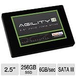"256GB OCZ Agility 4 2.5"" SATA III Internal Solid State Drive SSD (AGT4-25SAT3-256G)"