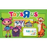 $20 Worth of Toys, Games, Electronics, and Kids' Clothing from Toys R Us and Babies R Us Stores