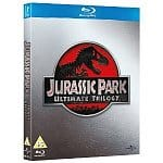 Region Free Blu-Ray Sale: The Complete Matrix Trilogy $16, Jurassic Park: Ultimate Trilogy $17.60, Spider-Man Trilogy $17.60, Back to the Future Trilogy