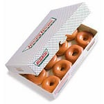 Krispy Kreme Coupon: Buy One Get One Dozen of Original Glazed Doughnuts via Printable Coupon