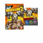 Borderlands 2 & Borderlands 2: Season Pass (PC Digital Download)