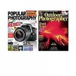 Popular Photography or Outdoor Photography Magazine