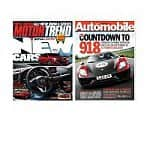 Motor Trend or Automobile Magazine