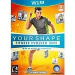 Your Shape: Fitness Evolved 2013 (Nintendo Wii U) $13.79 + Free Shipping w/ Prime or FSSS
