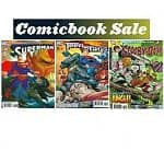 Comic Book Sale: MAD, Batman, Superman, Teen Titans, Green Lantern & Many More from