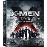 X-Men and the Wolverine Collection (Blu-Ray) + Movie Reward Code (up to $8)