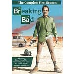 Breaking Bad (DVD): The Complete First, Second, Third or Fourth Season $9.99 Each + Free Shipping w/ Prime or FSSS