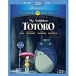 My Neighbor Totoro (Two-Disc Blu-ray/DVD Combo) $17.28 + Free Shipping w/ Prime or FSSS