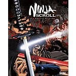 Anime Blu-rays: Ninja Scroll $12, Cowboy Bebop: The Movie  $7 + Free Store Pickup