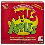 Mattel Shop: 20% Off Sitewide + Clearance: Apples to Apples Party Box: The Game of Crazy Combinations $11.99