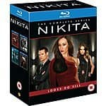 Nikita: The Complete Series (Region Free Blu-Ray) $41.50 Shipped