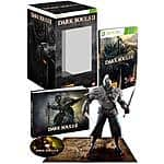 "Dark Souls II: Collector's Edition (Xbox 360): 12"" Warrior Knight Figurine, Black Armor Metal Case /w CD & More $24.99 + Free Shipping *Online Only*"