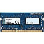 Laptop Memory: Extra 15% Off: 16GB (2x8GB) Crucial 1600 DDR3L $64.42, 8GB (1x8GB) Kingston DDR3L $33.99 & More + Free Shipping