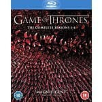 Game of Thrones: Seasons 1-4 (Region Free Blu-Ray)  $64