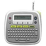 Brother P-Touch Home & Office Labeler (PT-D200) $9.99 & More + Free Shipping w/ Prime or FSSS