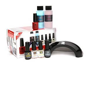 Red Carpet Manicure Gel Polish Pro Kit $30 + Free Shipping (New Customers Only)