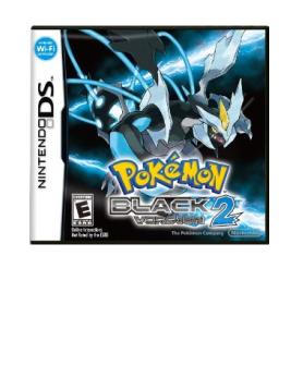 Pokemon Black/White Version 2 (Nintendo DS) $15 + Free Shipping