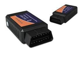 OBDII OBD2 V1.5 Bluetooth Auto Diagnostic Interface Scanner (ELM327) $12 + Free Shipping