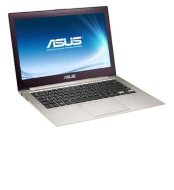 "ASUS Zenbook UX31A Ultrabook (refurbished): Core i5 3317U 1.7GHz, 13.3"" IPS FHD LED (1920x1080), 4GB Memory, 128GB SSD, Win 7 $560 + Free Shipping"