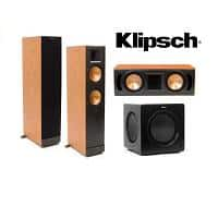 Sound Distributors Deal: Klipsch Home Theater Systems Combo Deals: RF-82II 5.2 Combo $2595 or RF-82II 3.1 Combo