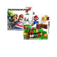 Amazon Deal: Nintendo 3DS Games: Super Mario 3D Land, Mario Kart 7, Animal Crossing: New Leaf & More