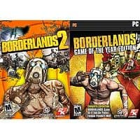 Newegg Deal: Borderlands 2 + Borderlands: GOTY Bundle (PC Digital Download) $8.49