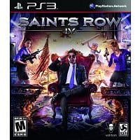 Best Buy Deal: Saints Row: IV (PS3 or Xbox 360)