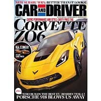 DiscountMags Deal: Car & Driver Magazine