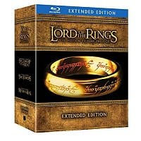 Amazon Deal: Lord of the Rings: The Motion Picture Trilogy Extended (Blu-ray) + Conditioner