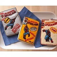 13deals.com Deal: Marvel Comics: Spider-Man 7-Piece Comic Book Cookie Cutter Set by Williams Sonoma $4.89 + Free Shipping