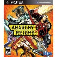 GameStop Deal: Anarchy Reigns (PS3) $4.99 + Free In-Store Pickup Only