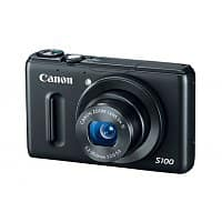 Canon Deal: Canon PowerShot S100 12.1MP 24mm F/2.0 Wide Angle Lens Camera (refurbished)