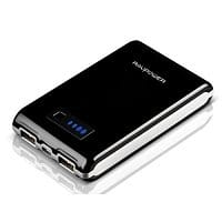 Amazon Deal: RAVPower Element 10400mAh External Battery Pack (Black)