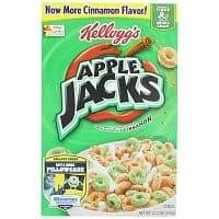 Amazon Deal: Cereal Products: 4-Pack of Kashi Organic Promise $8.40, 3-Pack Apple Jacks