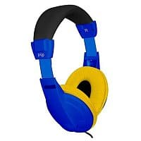 TigerDirect Deal: Free after Rebate: iHip Blue Over-The-Ear Headphones (Blue or White)