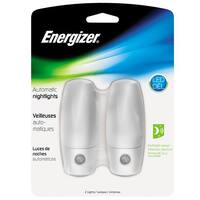 Best Buy Deal: 2-Pack of Energizer Automatic LED Night Light in White