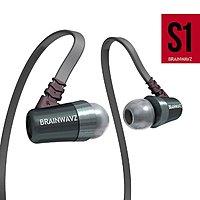 Amazon Deal: Brainwavz S1 Metal In-Ear Headphones