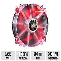 TigerDirect Deal: Cooler Master 200mm Red LED Case Fan