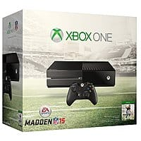Groupon Deal: Xbox One Madden NFL 15 Console Bundle or PlayStation 4 Console