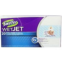 Amazon Deal: 20-Count Swiffer Wetjet Pads w/ Mr. Clean Magic Eraser