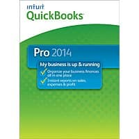Dell Home & Office Deal: Intuit Quickbooks Pro 2014 (Digital Download) + $75 Dell eGift Card