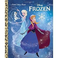 Amazon Deal: Disney's Frozen Little Golden Book (Hardcover)