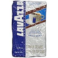 Amazon Deal: 2.2-Pound Bag of Lavazza Gran Filtro Whole Bean Coffee (Dark Roast)