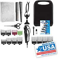 Walmart Deal: Wahl Chrome Pro Home Haircutting Kit $19 + Free In-Store Pickup