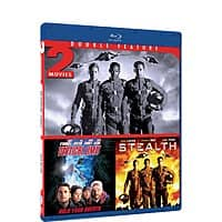 Walmart Deal: Stealth and Vertical Limit (Blu-ray Double Feature)