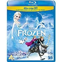 Amazon (UK) Deal: Two Select Disney 3D Blu-Rays (Region Free): Frozen, Tangled, Finding Nemo