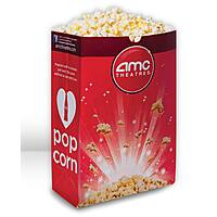 AMC Theatres Deal: AMC Theatres Coupon: Large Popcorn