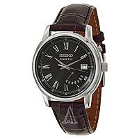 Ashford Deal: Seiko Watches: Men's Kinetic Watch $107.25, Men's Bracelet Watch