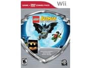 Newegg Deal: LEGO Batman + Batman DVD (Nintendo Wii) or Happy Feet 2 + Happy Feet DVD (Xbox 360) $8.99 each + Free Shipping w/ VISA Checkout